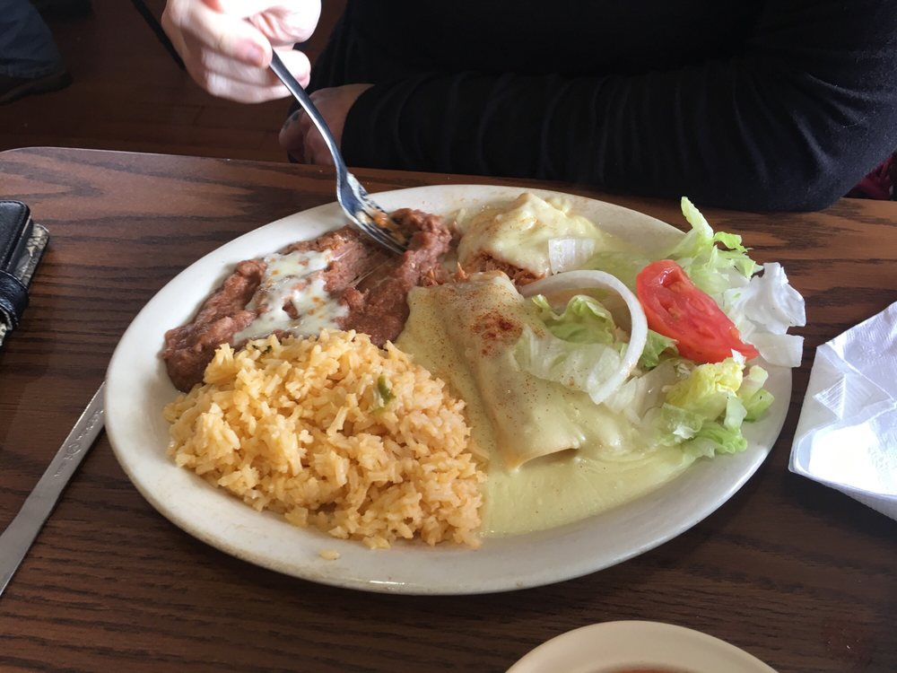 Food from Taquito Millionario