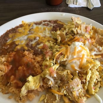 Photo Of The Village Kitchen   San Diego, CA, United States. Chilaquiles To