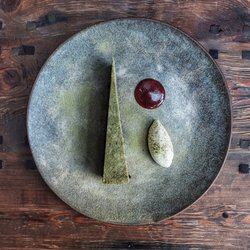 Photo Of The Province San Jose Ca United States Matcha Cheesecake
