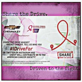 Al Piemonte Chevy >> Breast Cancer Awareness Month Here At Al Piemonte Chevy