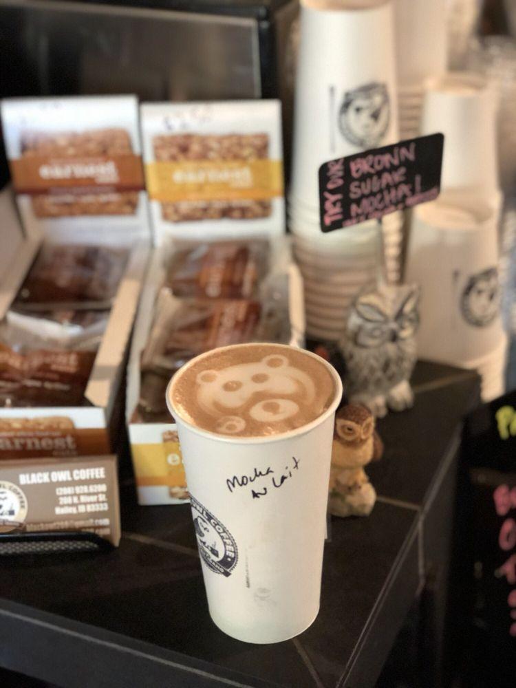 Black Owl Coffee: 208 N River St, Hailey, ID