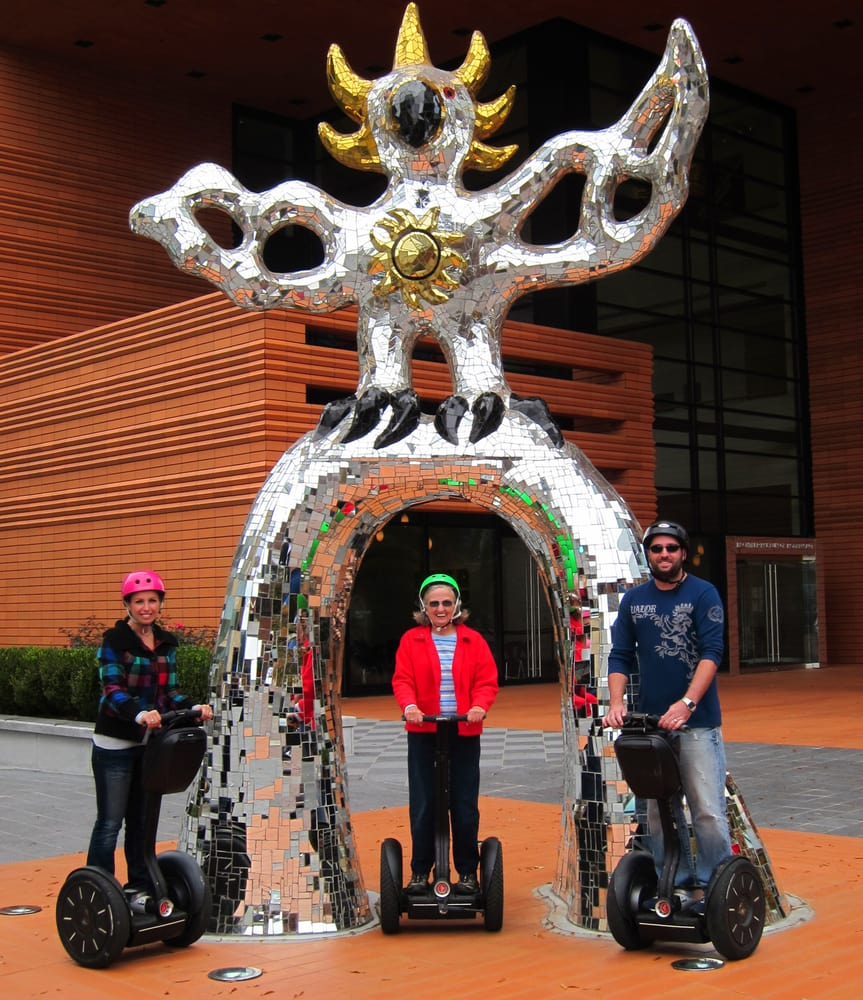 Queen City Segway