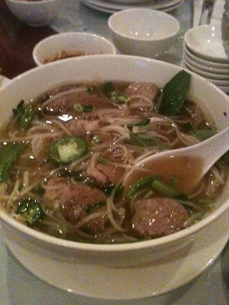 how to make beef meatballs for pho