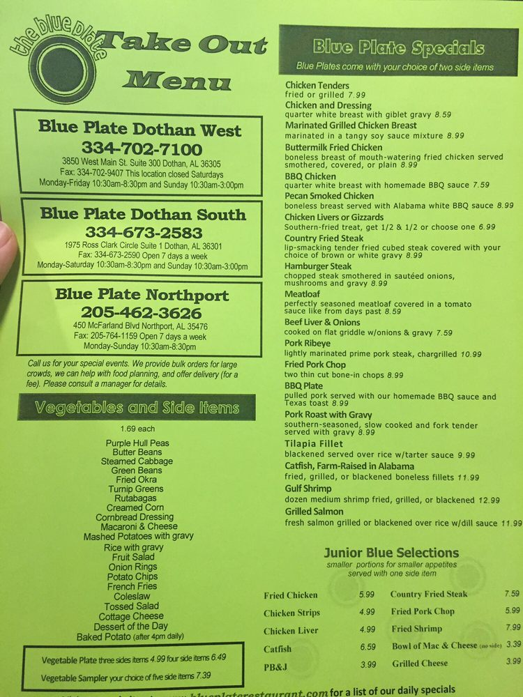 The Blue Plate - 36 Photos & 80 Reviews - American (New