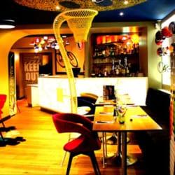 Restaurant Nantes Rue Armand Brossard