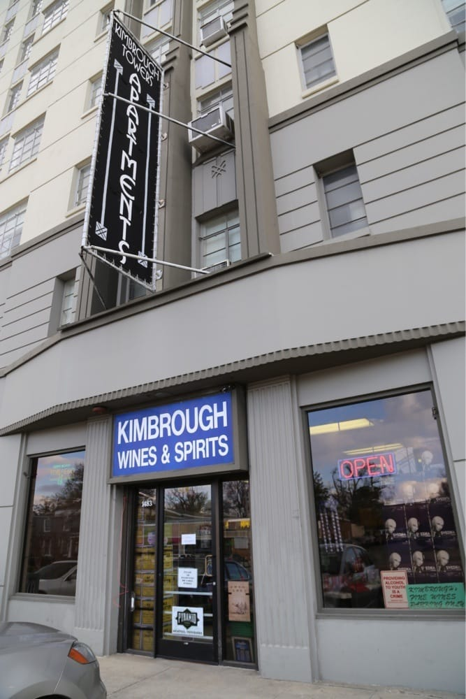 Kimbrough Towers Fine Wine & Spirits