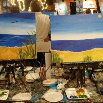 Muse Paintbar 39 Photos 18 Reviews Paint Sip 245
