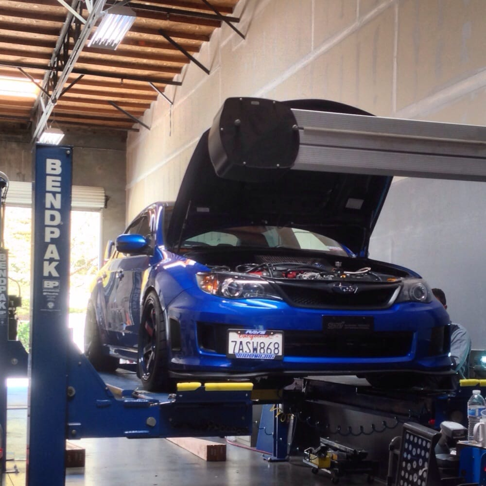 2011 Subaru Sti Alignment Lowered Cars Welcomed Yelp