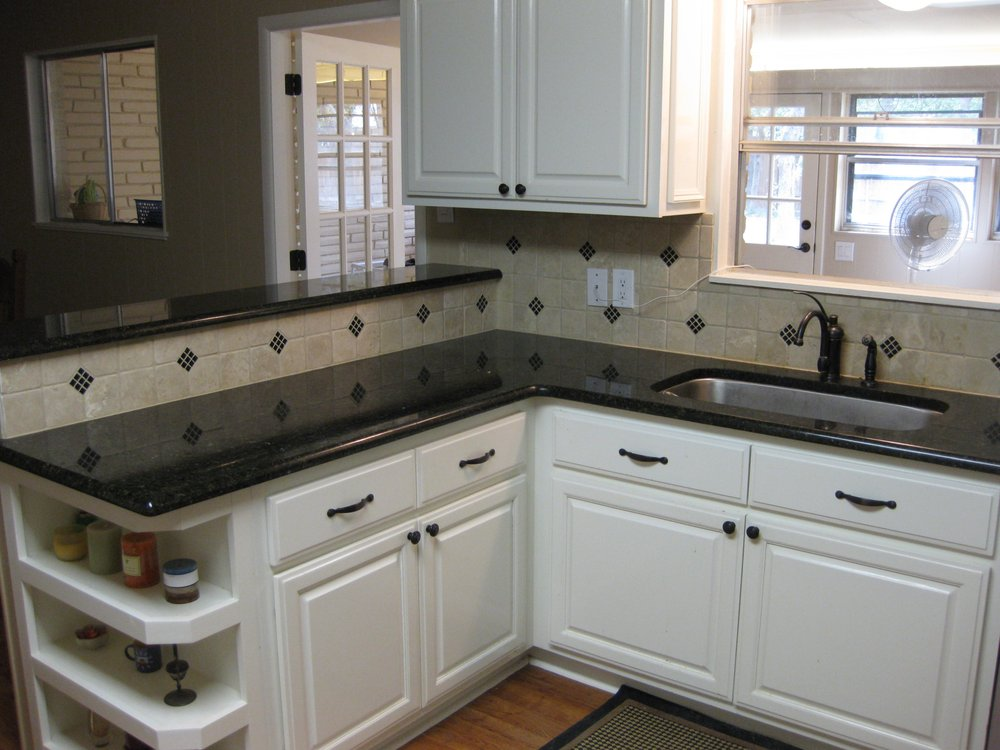 Photo Of Fox Granite San Antonio Tx United States Ubatuba Countertops