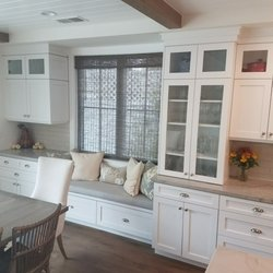 Als Custom Woodworking Photos Cabinetry Normandie - Al's kitchen cabinets