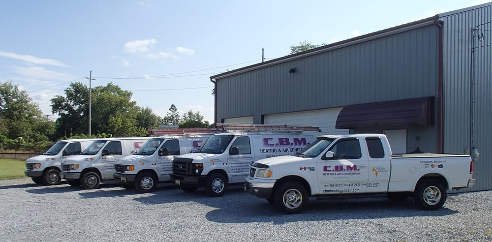 CBM Heating & Air Conditioning