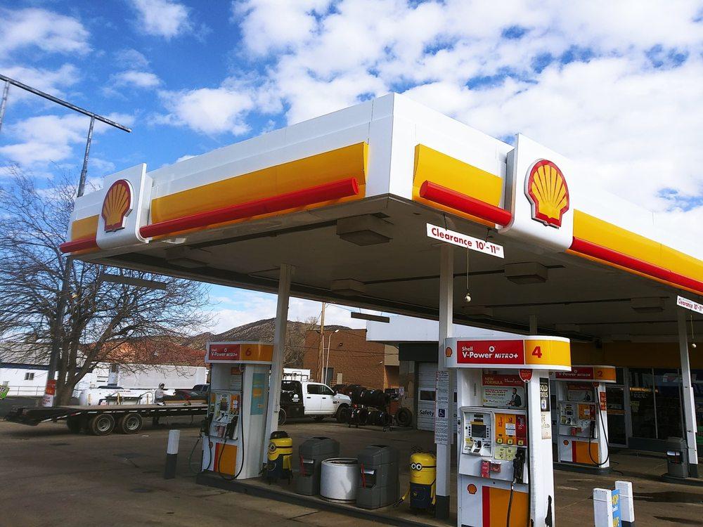 Steve's Shell: 195 S Main St, Cedar City, UT