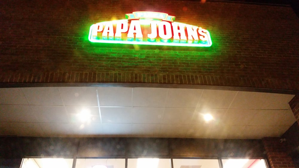 3 reviews of Papa John's Pizza