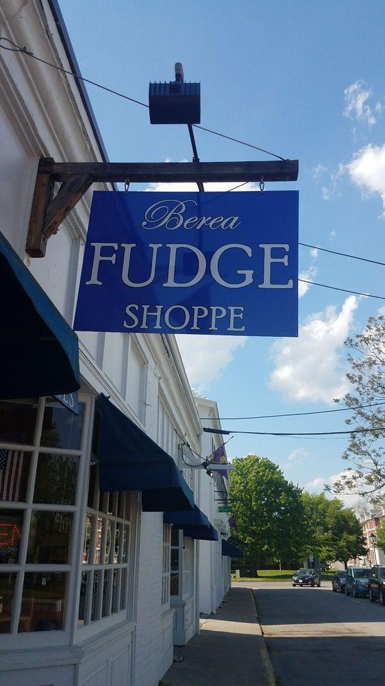 Berea Fudge Shoppe: 207 Short St, Berea, KY