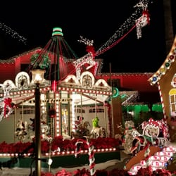 christmas lights santa clarita