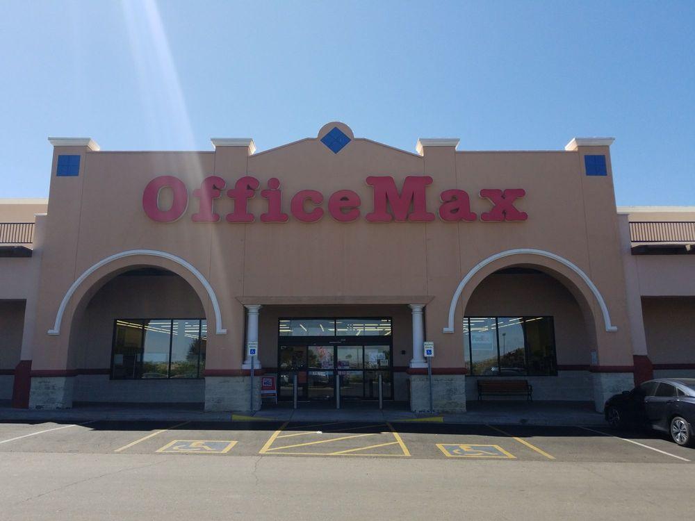 Officemax: 1931 E State Route 69, Prescott, AZ