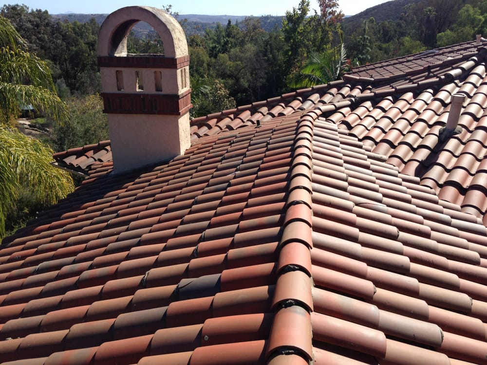 Clay Tile Repair And Re Roof Yelp