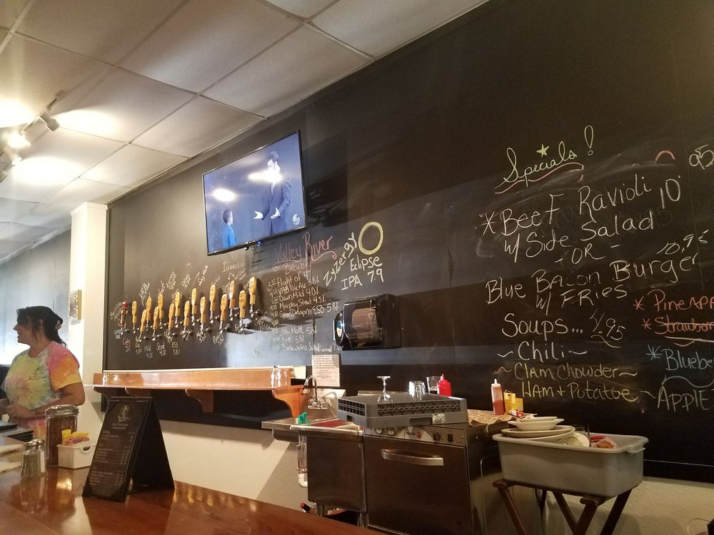 Valley River Brewery: 994 Business Hwy 64, Hayesville, NC