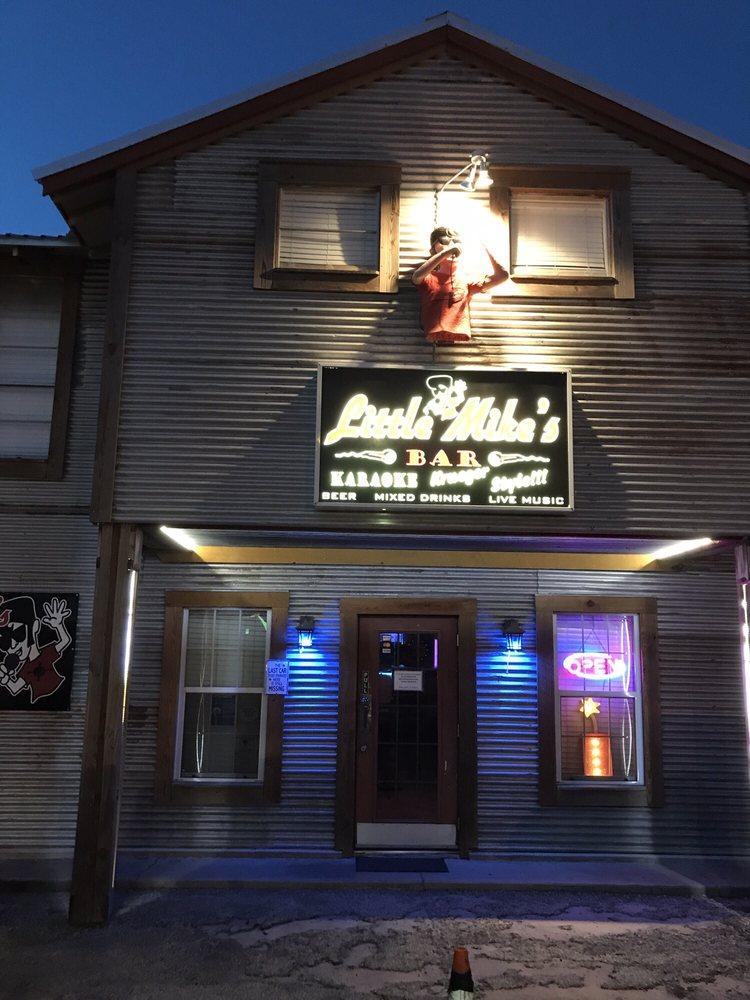 Little Mikes Bar: 2107 S Market, Brenham, TX