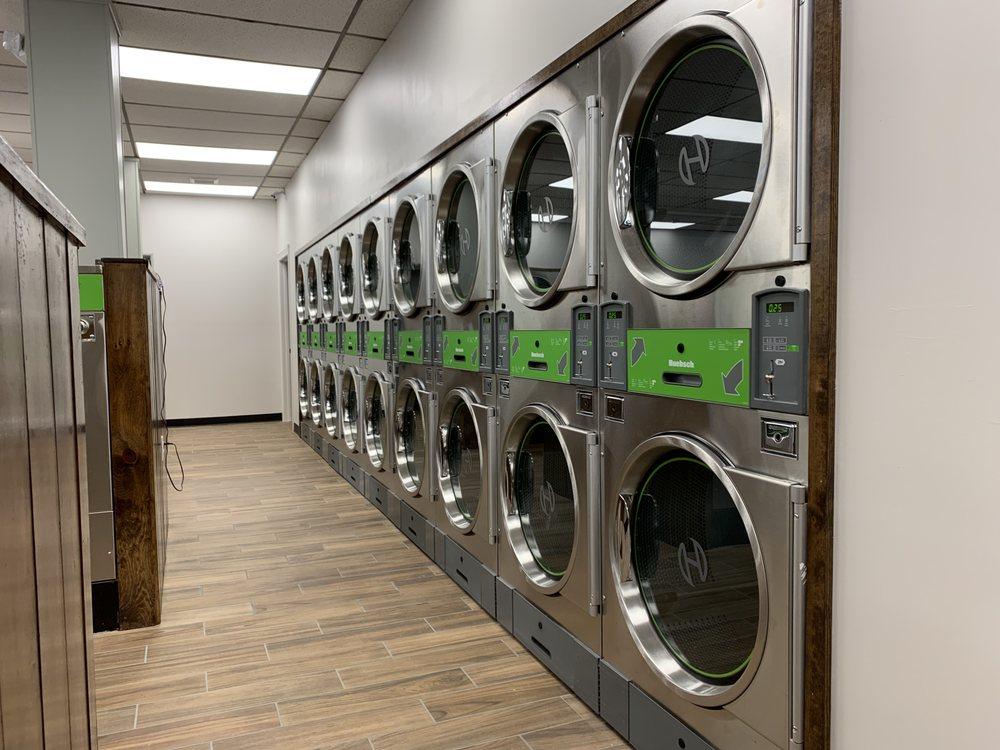 Sudzway Laundromat: 343 Federal St, Greenfield, MA