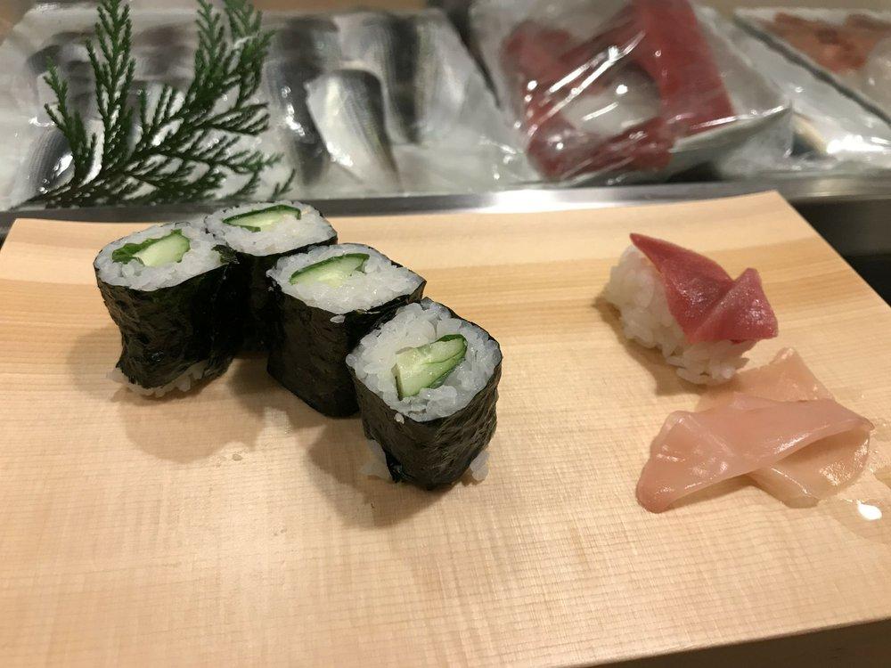 鮨勝一番町店