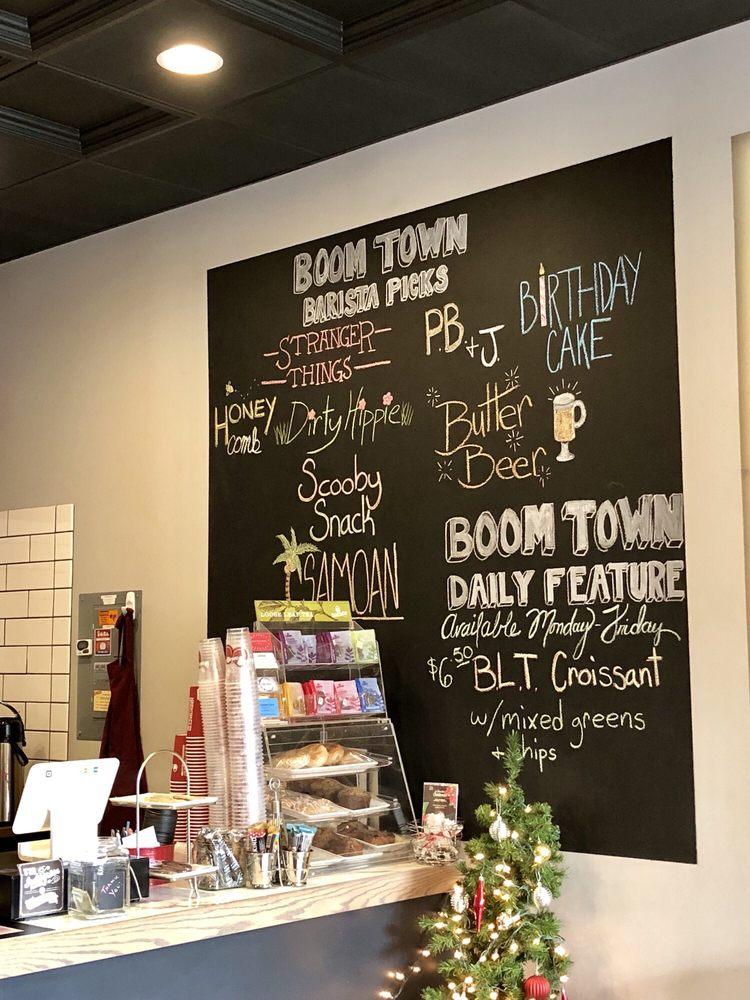 Boom Town Coffee: 217 E Water St, Sandusky, OH