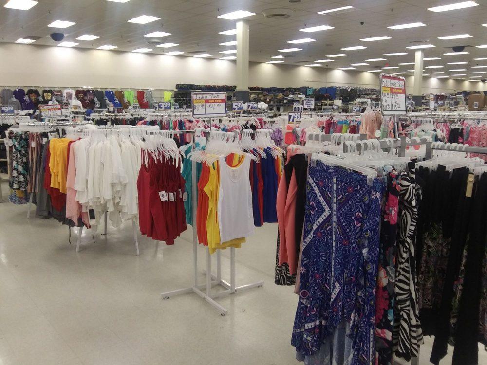 Roses Store: 1175 Orangeburg Mall Cir, Orangeburg, SC