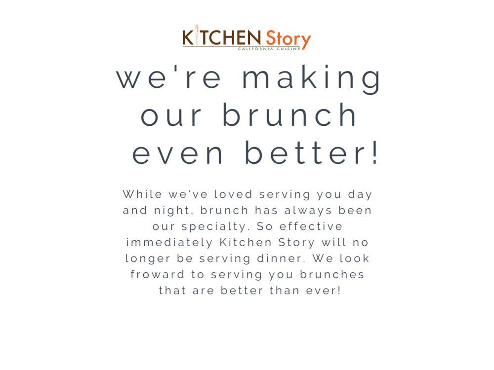 Kitchen Story: 3499 16th St, San Francisco, CA