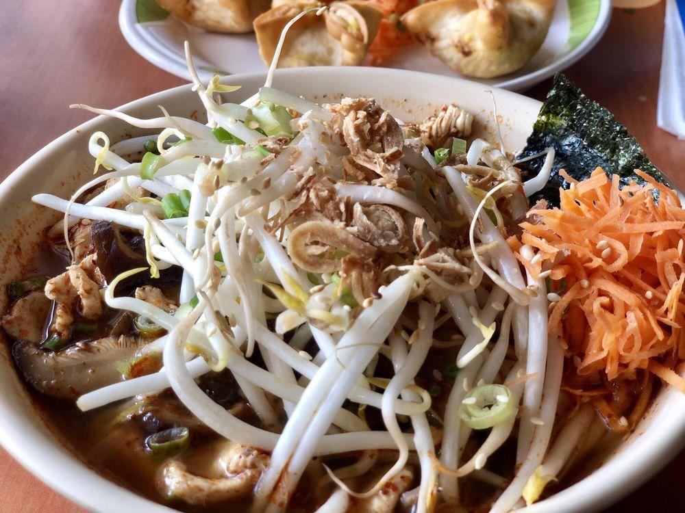 Umami Noodle Bar: 1 Main St, Bangor, ME