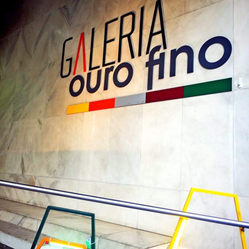 Galeria Ouro Fino