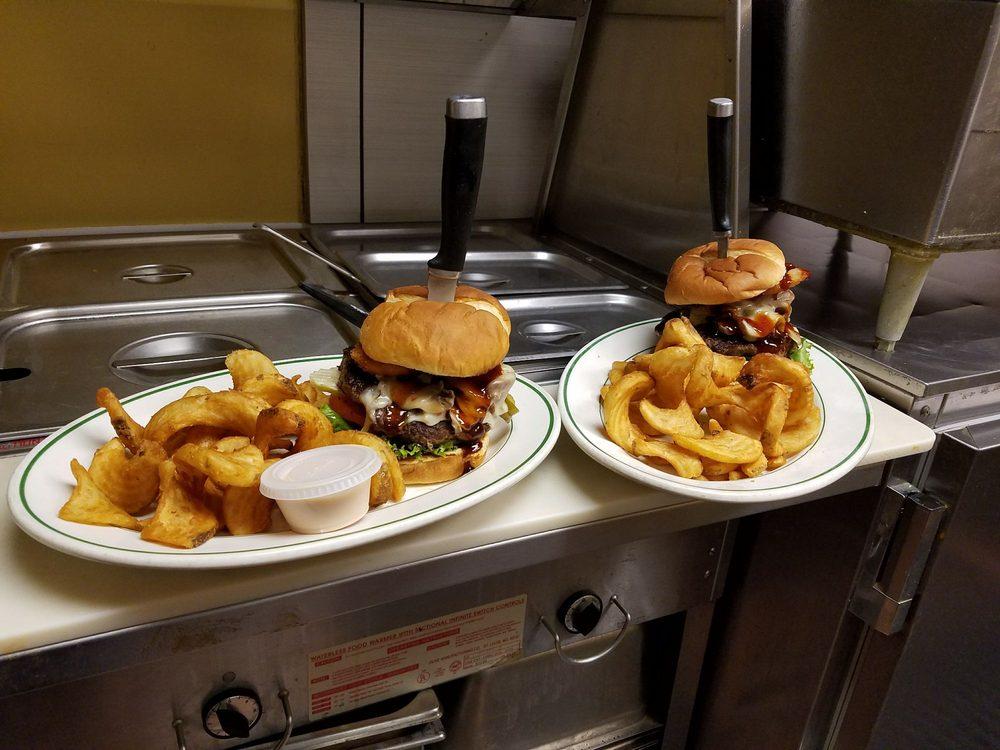 Bar T Restaurant and Saloon: 2430 Main St, Worden, MT