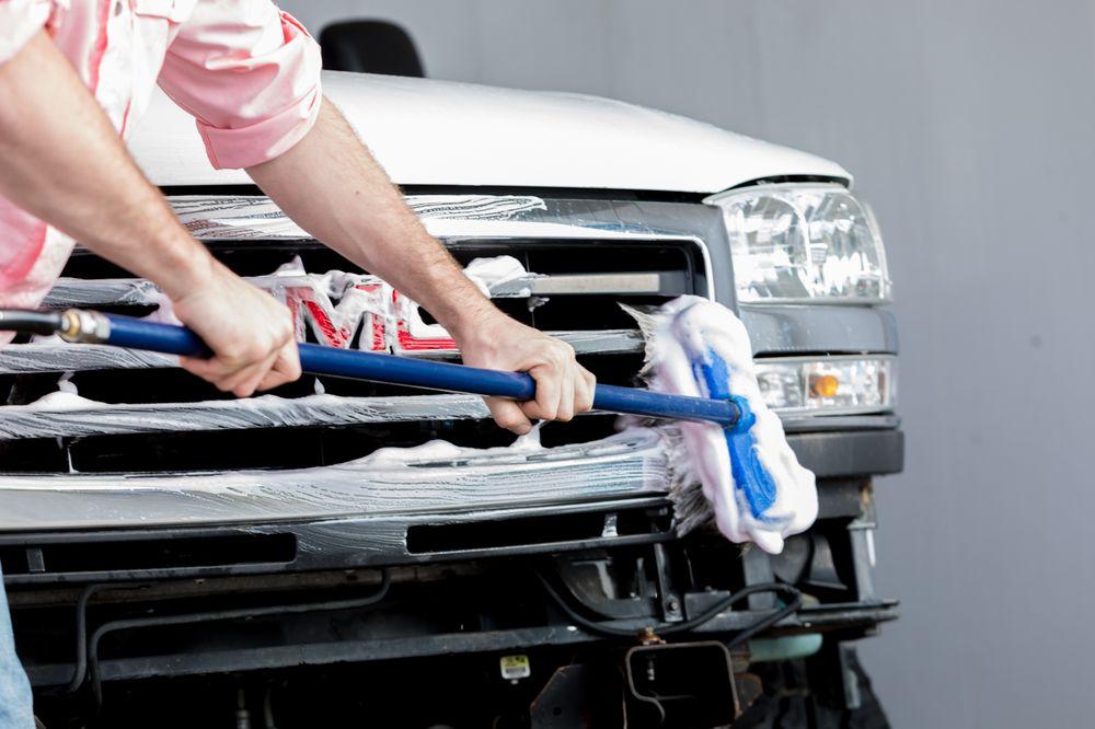 Quality Car Wash: 1354 N Mount Auburn Rd, Cape Girardeau, MO