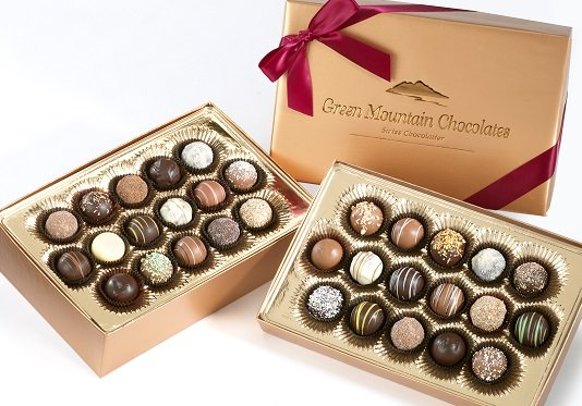 Green Mountain Chocolate: 1 Rosenfeld Dr, Hopedale, MA