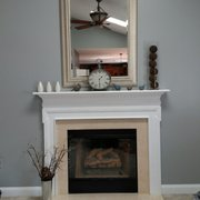 Photo Of Ambler Fireplace Patio Colmar Pa United States My New