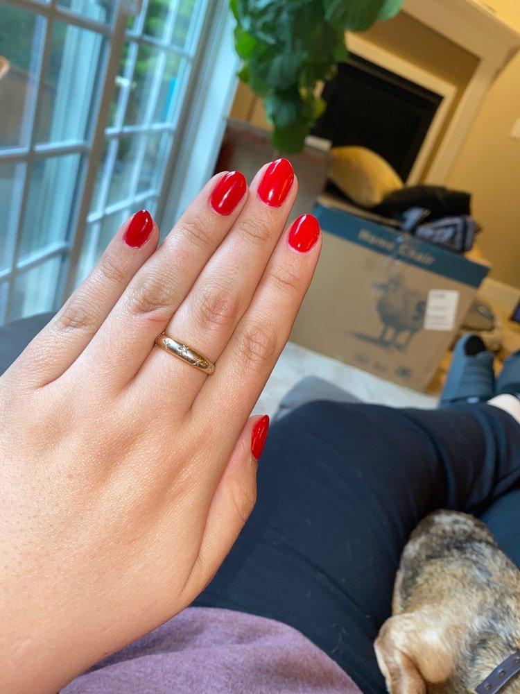 A Nails: 575 S Roosevelt Dr, Seaside, OR