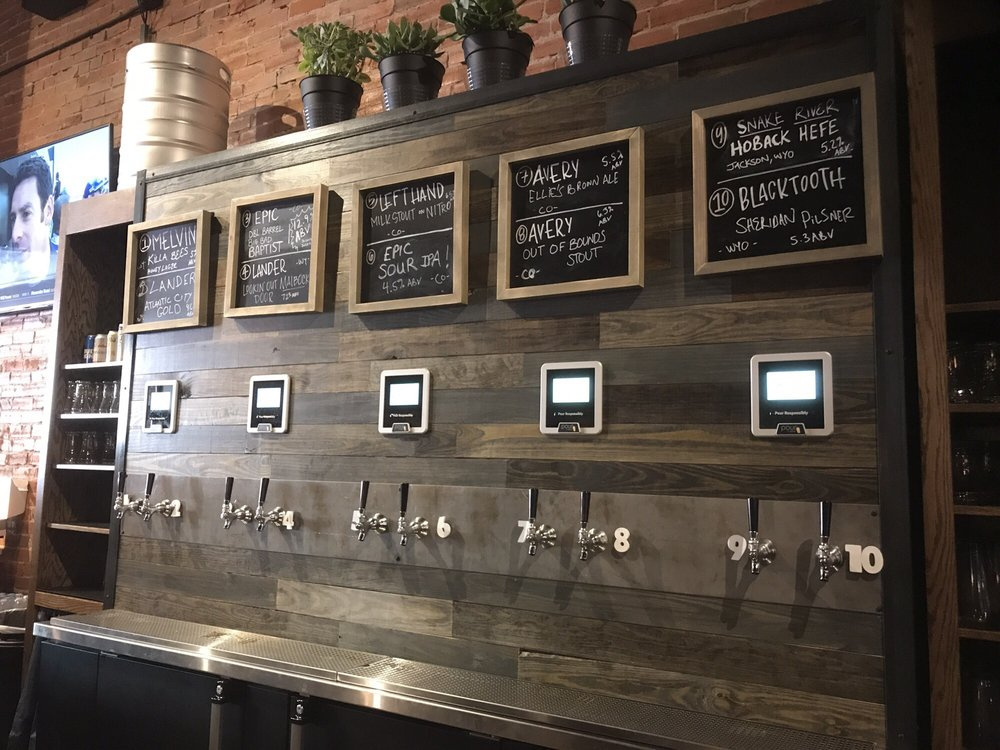 Frontier Brewing and Taproom: 117 E 2nd St, Casper, WY