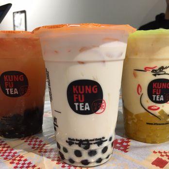 Kung Fu Tea - 165 Phot...