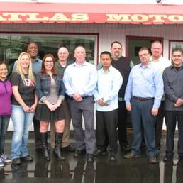 Atlas motors llc 18 photos 32 reviews car dealers for Atlas motors portland oregon