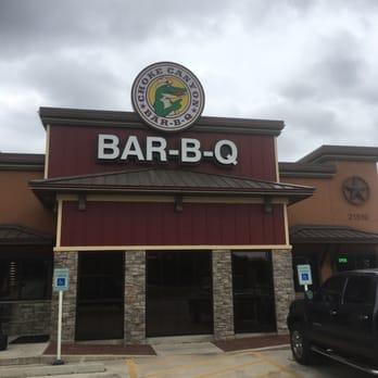 Online Menu of Choke Canyon Bar-B-Q, San Antonio, TX