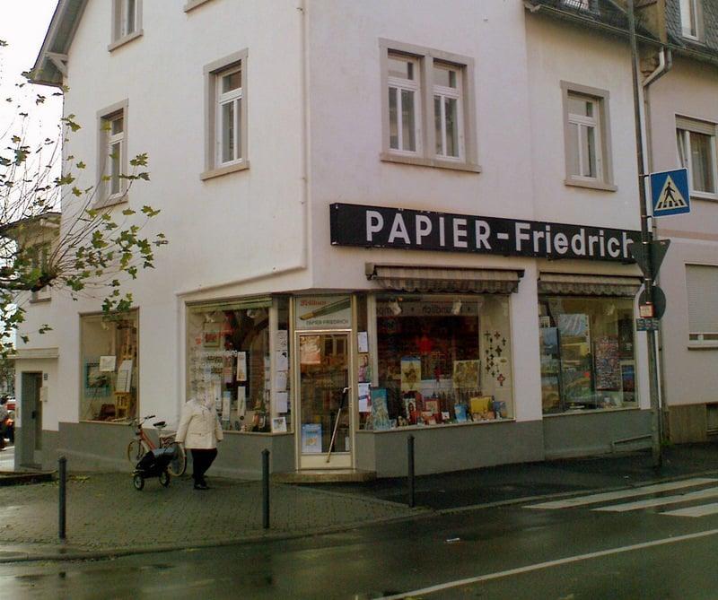 Papier friedrich oberursel my blog for Koch oberursel