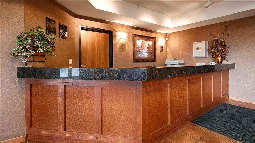 Best Western Holiday Hills: 500 W 120th S, Coalville, UT