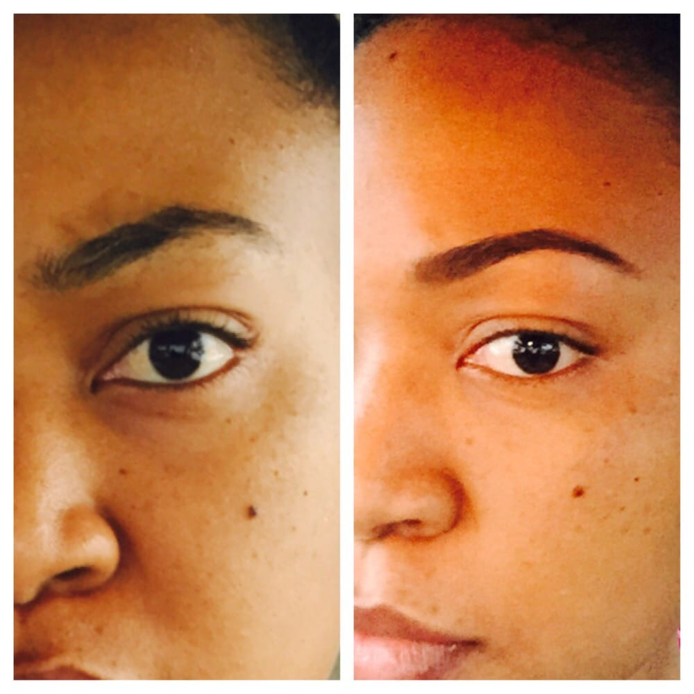 Eyebrows Before And After Sakina Yelp