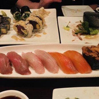 Takahachi Tribeca Restaurant Menu