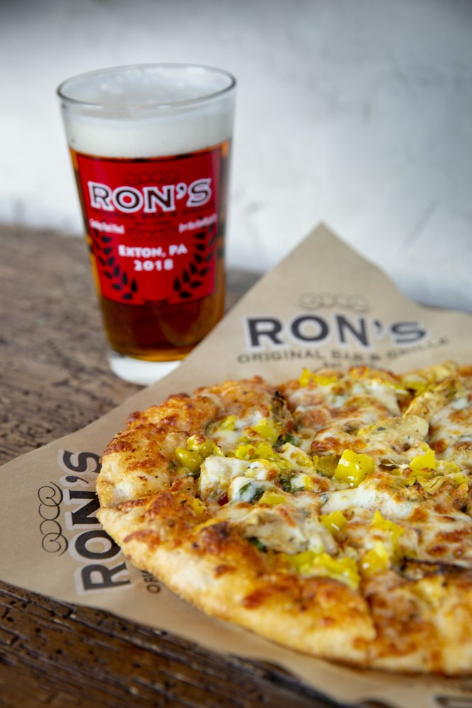 Food from Ron's Original Bar & Grille