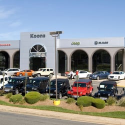 Photo Of Koons Tysons Chrysler/Dodge/Jeep/Ram   Vienna, VA,