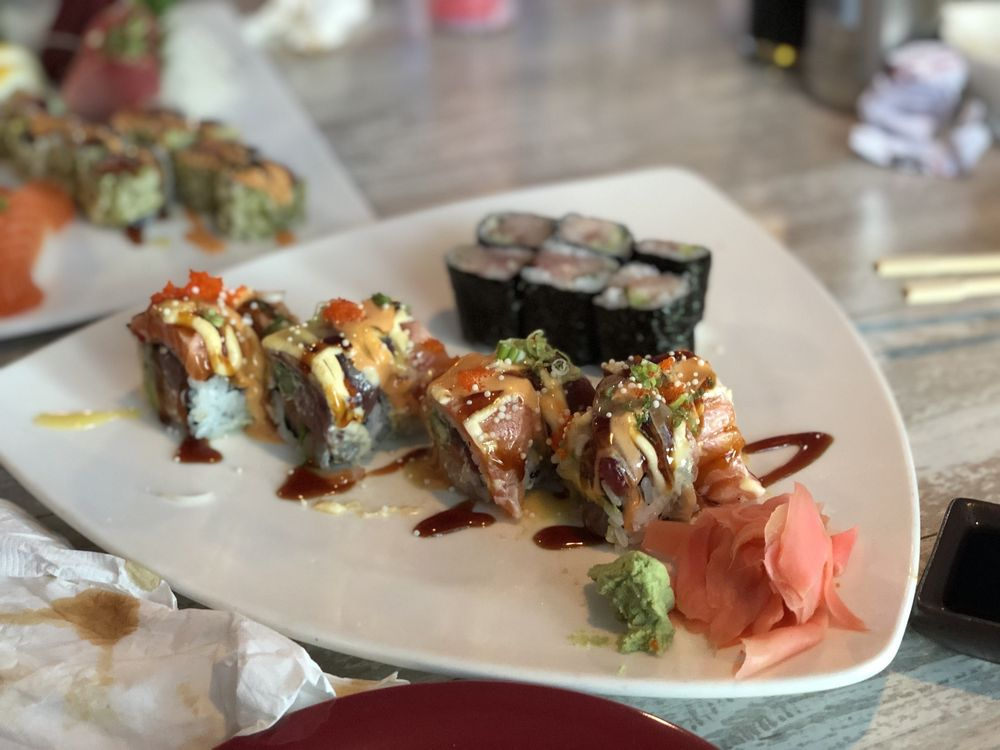XO Sushi