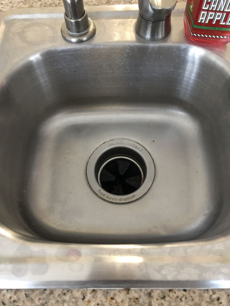 Kitchen sink that never got touched - Yelp