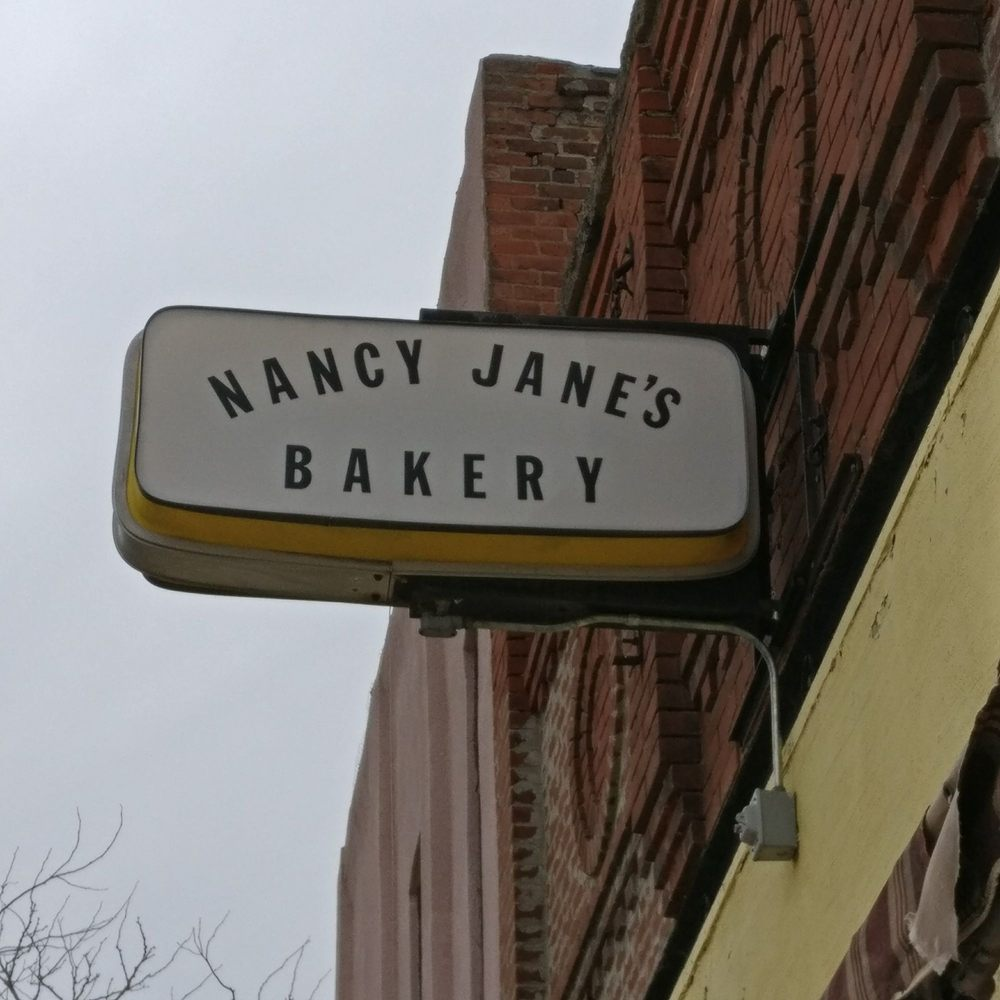 Nancy Jane's Bakery: 118 Broadway Ave N, New Richland, MN