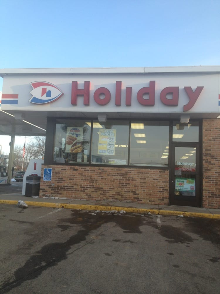 Holiday Stationstore: 103 3rd Ave SW, Crosby, MN