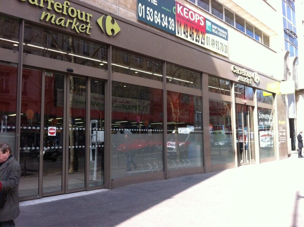 carrefour market grocery 37 rue de lyon bercy paris. Black Bedroom Furniture Sets. Home Design Ideas